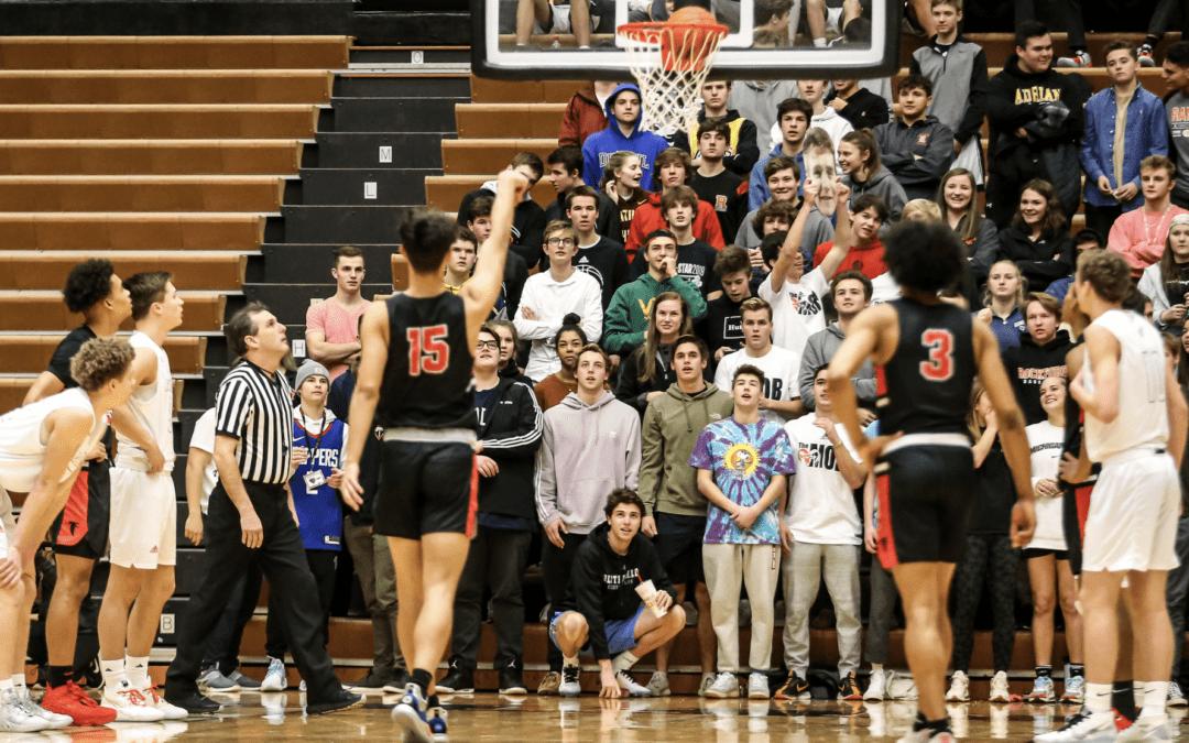 January 26, 2020 Boys Basketball Roundup