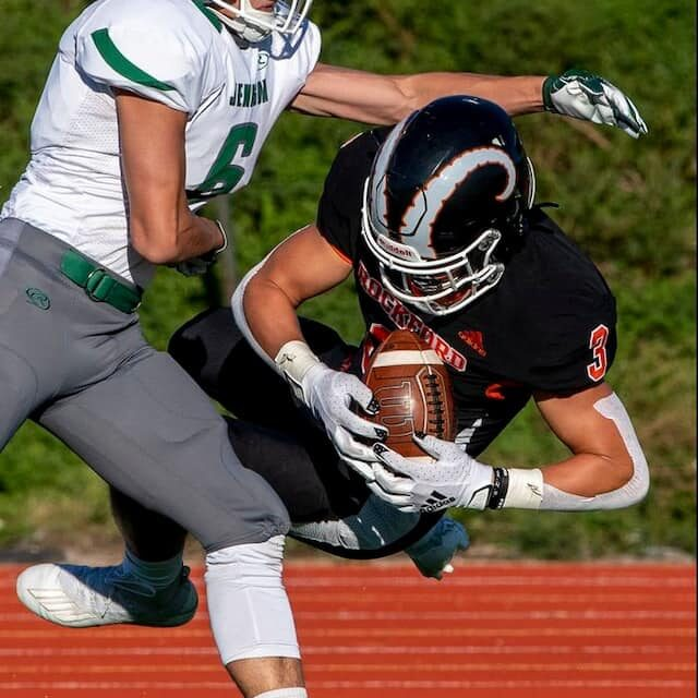 Rockford Wins 2020 Playoff Opener Over West Ottawa