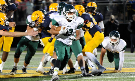 Jenison Scores In Final Minute to Take Down East Kentwood