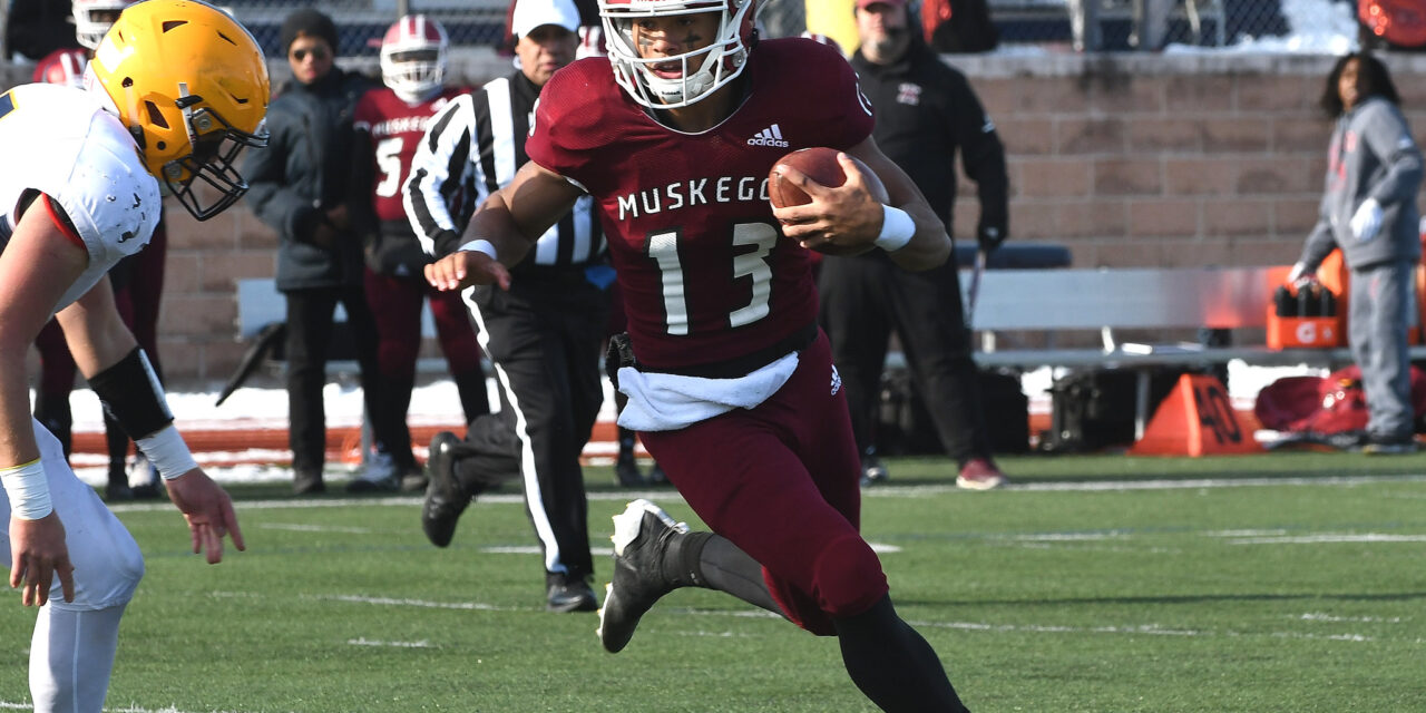 Muskegon Creates Large Lead, Delivers Victory Over Cedar Springs