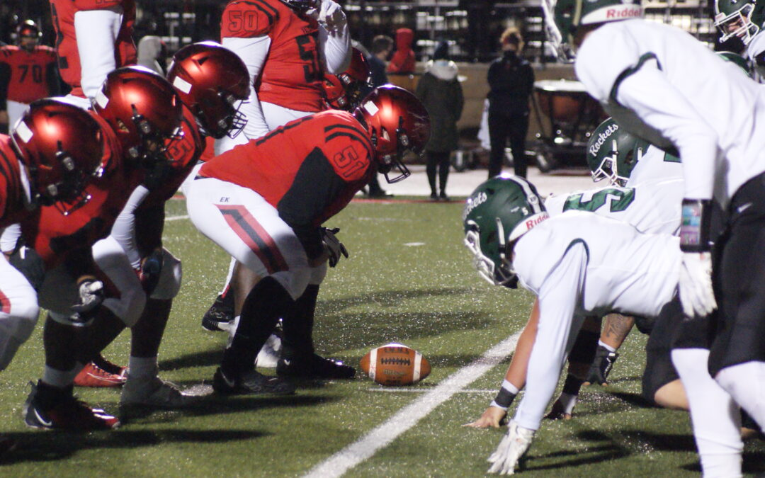 East Kentwood Wins Non-League Battle Against Reeths Puffer