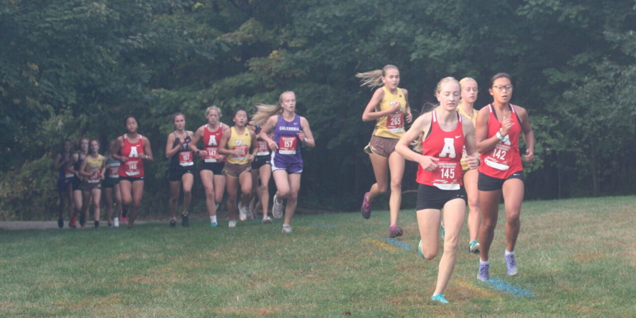 Cross Country Update: Allendale Falcon Invite Recap