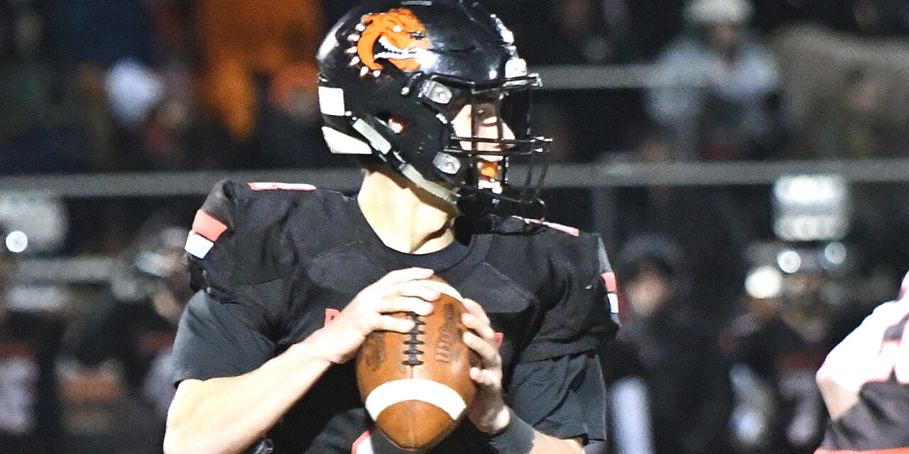 Byron Center's Offense Explodes in 64-22 Rout of Greenville