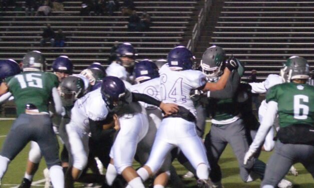 Caledonia Wins First Playoff Game Since 2012, Takes Down Jenison