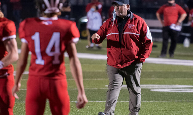 Cedar Springs Dominates Kenowa Hills in Regular Season Finale
