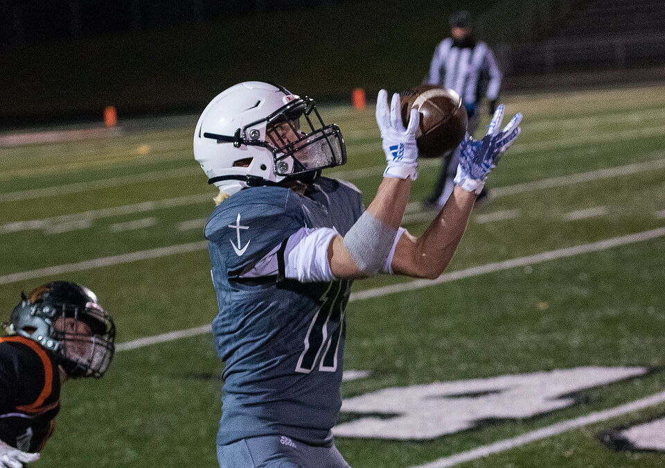 South Christian Blanks Kelloggsville in Playoff Opener