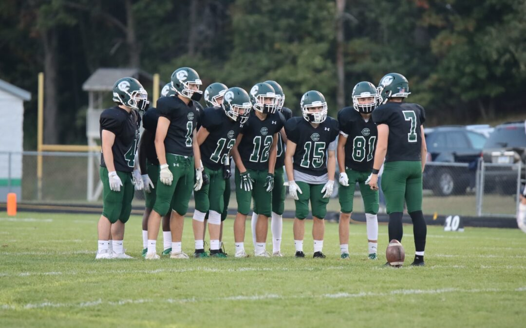 West Catholic Wins Fifth Game in 2020, Topping Hamilton 35-7