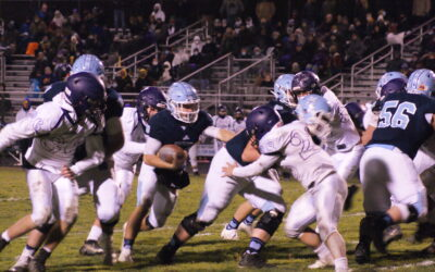 Mona Shores Clinches District Title with Late-Game Touchdown