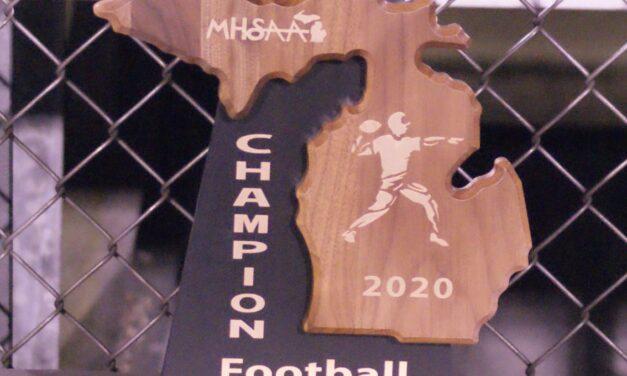 2020 High School Football District Finals Summary