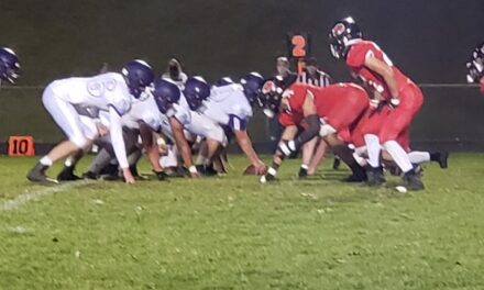 Caledonia Explodes Offensively In Playoff Victory Over Lowell