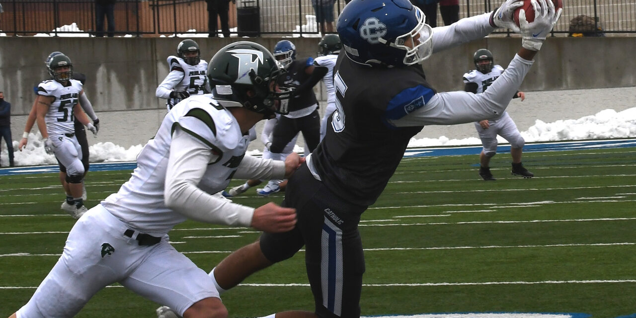 Grand Rapids Catholic Central Headed Back to Ford Field
