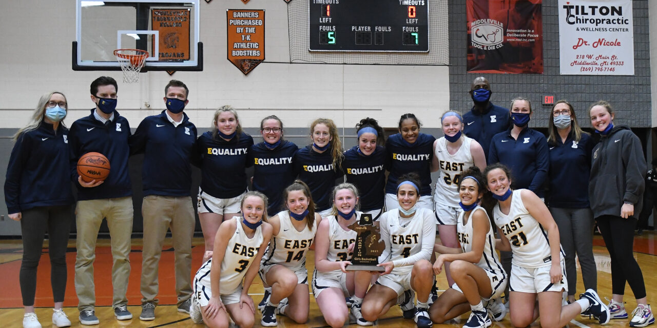 Double Dribble: Girls Basketball District Finals Recap