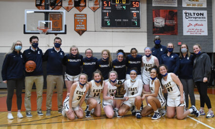 Double Dribble: Girls Basketball District Finals Recap