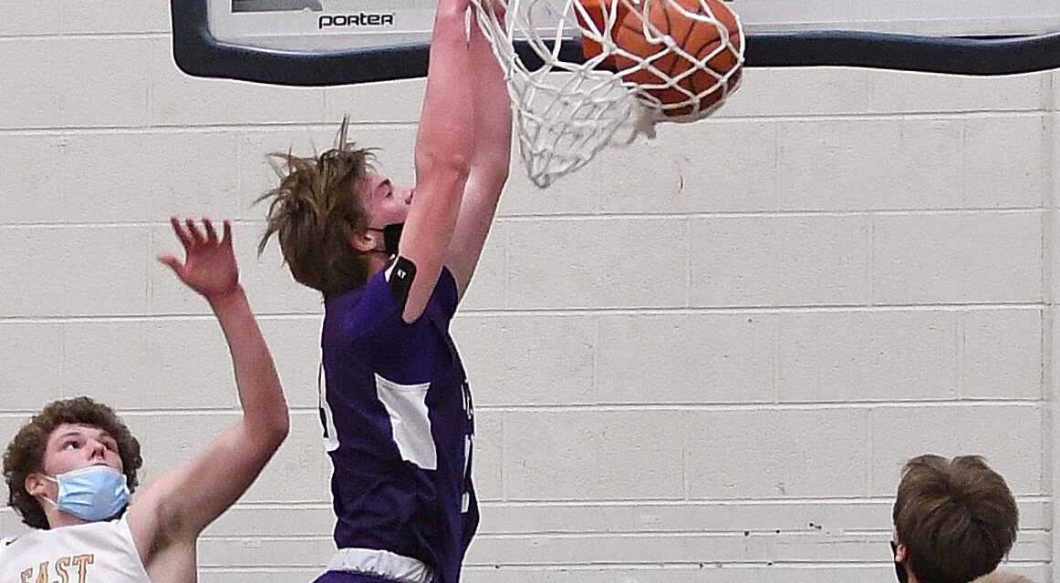 Double Dribble: Boys Basketball District Finals Recap